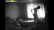 Spy cam Boys Orgy on Motel