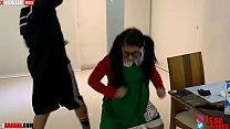 chiquinha chupando a pica do kiko com chantilly ( VÌDEO COMPLETO E SEM CORTES XVIDEOS RED ) صورة