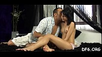 Well-hung boy plays with virgin pink fur pie of his girlfriend Thumbnail