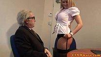 CFNM sluts playing with dicks