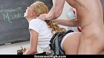 InnocentHigh - Tiny School Girl Groped by Horny...