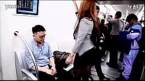 Sexy Chinese Girls Sex In The Subway