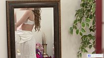 MOMMY'S GIRL - Stepmom helps with the wedding dress - Syren De Mer and Elena Koshka preview image