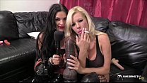 Image: Shebang.TV - Candy Sexton & Michelle Thorne