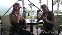 Biker Babes Leilani Lei and Sally D'Angelo TRAILER - 9Club.Top