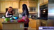 Naughty Horny Wife (ariella ferrera) With Big Tits In Hardcore Bang video-04 thumbnail
