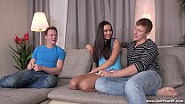 Sell Your GF - Trying something teen-porn new and kinky Aziza image