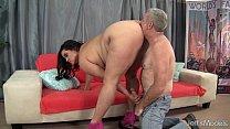 Hot chubby mom fucked hard porn thumbnail