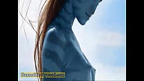Avatar chicks strip and fucked