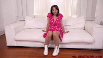 Busty teen Marilyn Mansion pounded hard by bbc thumbnail