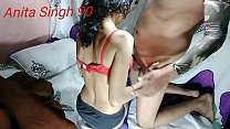 Hot Hot sexy Anita bhabi ko boyfriend ne kutiya banaker Choda with Hindi Desi video pornhub video