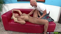 BrokenTeens - Busty Bridgette gets ready for a hard fuck with Johnny Sins. - download porn videos