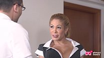 TSVirtuallovers   Vanessa Seducing Her Teacher