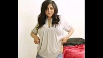 Hot Desi Big Boob Bhabhi Nude Dance And Getting...