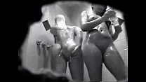 spy lesbien shower voyeur preview image