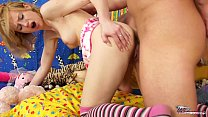 Teenyplayground Lesson for student teen cute girl from her teacher preview image