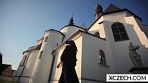 Two Lesbian Nuns Playing Togather - Xczech.com 1 1 1