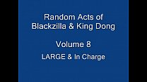 LARGE & In Charge - Random Acts of Blackzilla & King Dong - Vol.8