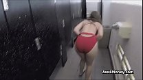 Banging big tit lilfeguard off duty