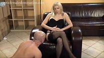 Посмотреть порно госпожа унижает рабов
