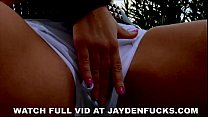 Jayden Pussy Masterbating Freak Out