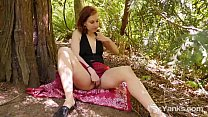 Yanks Anja's Having Outdoor Orgasm tumblr xxx video