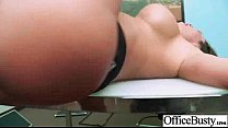 Hot Big Juggs Girl (destiny dixon) Hard Banged In Office clip-11