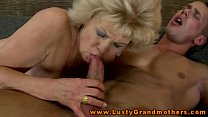 Amateur mature granny gets fucked thumbnail
