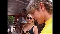 Teen from brazil banged very hard by tourist! V... thumb