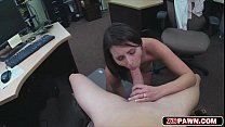 Sexy hottie wife  having a meaty hard cock thumbnail