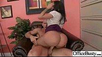 (lela star) Slut Busty Girl In Hard Sex Scene In Offce mov-23
