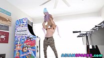 Playful Sex with Vina Sky - AsianSpanks.com's Thumb