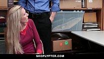 Shoplyfter - Young Daughter Fucks Cop To Save Mom Vorschaubild