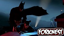 Gforn:Catwoman - Part 1 pornhub video