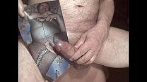 Kater xxx Tribute - auf die Pussy und die geilen Titten gespritzt Vorschaubild