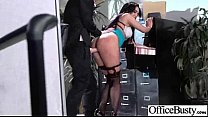 Sexy Girl With Big Tits Banged In Office movie-29