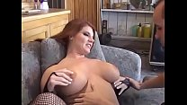 Woman with amazing big boobs hard fucked thumbnail