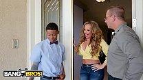 BANGBROS - MILF Richelle Ryan Adopts Lil D's Big Black Cock, Invites Him Over For Dinner Vorschaubild