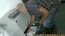 Image: Sexo dentro do xílindró com arrombador de cofre