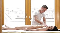 Busty Lucy Li Gets a Massage and a Hard Fuck - EroticVideosHD.com thumbnail