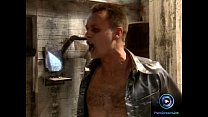 Psycho got a lot of sex slaves to fuck on his dungeon - 9Club.Top