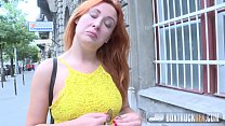 Amazing Eva Berger Strips off her Clothes for Cash Thumbnail