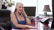 Milfs on the phone while stepsons licks - VideoMakeLove.Com