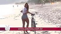 Carol Narizinho - Making Of Playboy - www.Panicat.org video