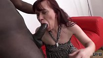 Granny mouth fuck deepthroat blowjob cumshot great interracial anal sex Vorschaubild