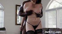 Housewife cheats with her black neighbor - Dana DeArmond thumbnail