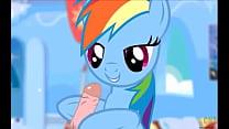 Rainbow Dash XXX
