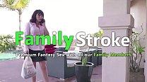 Beauty Milf Fucked by Son and Friend: Full Vids FamilyStroke.net