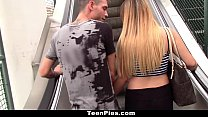 TeenPies - Chick Gets Creampie For Revenge