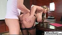 Big Tits Lovely Girl Get Hardcore Sex In Office video-07